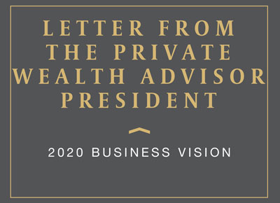 Read the First Merchants Private Wealth Advisors President Letter